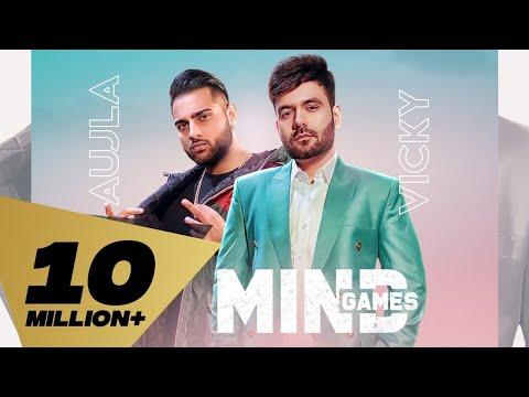 Mind Games ( Full Video ) Vicky | Ft . Karan Aujla | Proof | Punjabi | Songs 2020