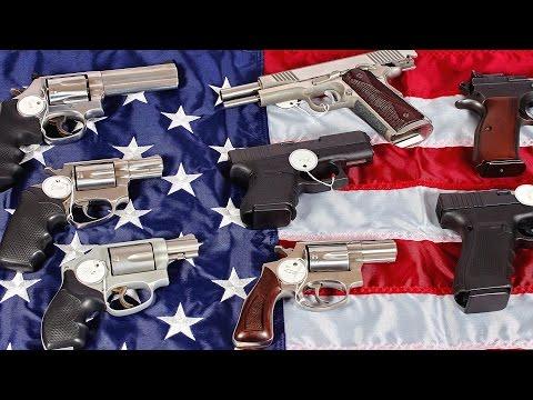 Gun Laws Around The World