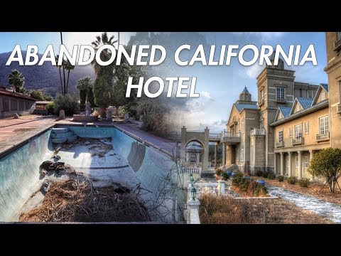 Exploring With Joshua Tree, Found Abandoned Resort