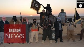 Islamic State: What Should US And UK Do? - BBC News
