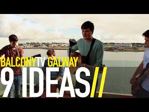 balconytv - 9 IDEAS performs the song