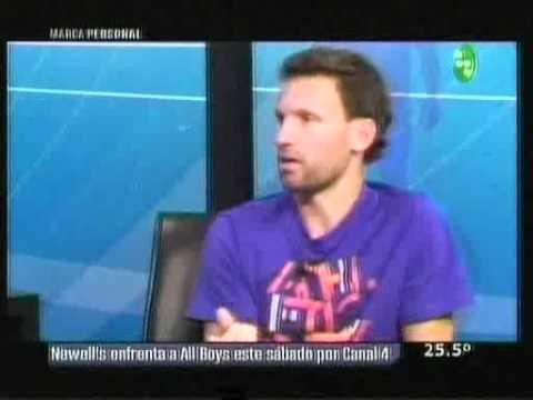 Entrevista a Lucas Bernardi