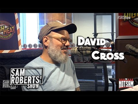David Cross - People being offended, walk outs, Brexit, Obama, etc - #SRShow