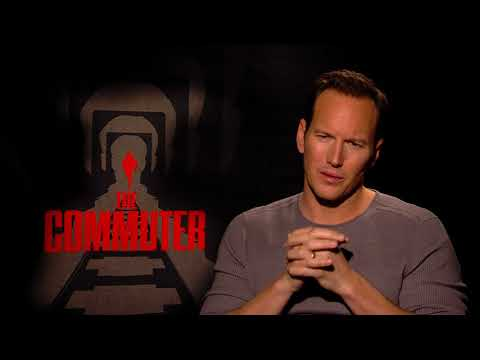 Patrick Wilson Interview | The Commuter