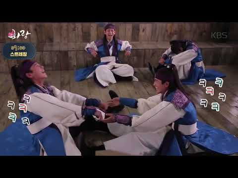 behind the scene hwarang episode 1-20