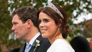 Video Princess Eugenie marries in big royal wedding MP3, 3GP, MP4, WEBM, AVI, FLV Oktober 2018