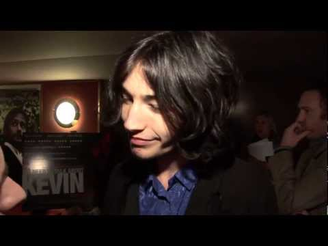 BFI LFF Day 6 - We Need to Talk About Kevin Interviews