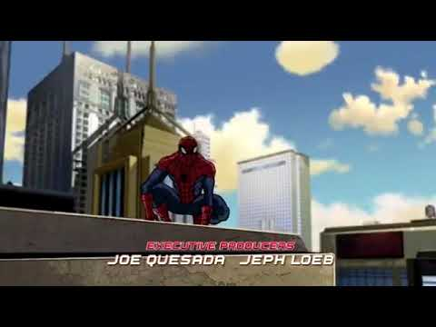 Ultimate Spiderman Season 4 Episode 7 In Hindi By World Cartoon