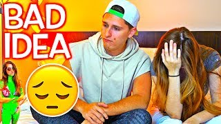 """SLIME PRANK WAS A BAD IDEA...**hurt someone and got in trouble***SUBSCRIBE* & TURN ON NOTIFICATIONS! : LIKE & SHARE TO SUPPORT!Check out yesterday's vlog : CRAZY SLIME PRANK ON GIRLFRIEND! **PRANK WARS GONE WRONG** : https://goo.gl/1Km1Rx▬▬▬▬▬▬▬▬▬▬▬▬▬▬▬▬▬▬▬▬▬▬▬▬Business Email: bookofken@gmail.comSocial Media:Instagram: http://instagram.com/BookOfKenTwitter: http://twitter.com/BookOfKenSnapchat: http://snapchat.com/add/BookOfKenFacebook: http://facebook.com/BookOfKenCarley's YouTube Channel: http://youtube.com/BookOfCarleyCarley's Instagram: http://instagram.com/BookOfCarleyCarley's Snapchat: http://snapchat.com/add/BookOfCarleyCarley's Twitter: http://twitter.com/BookOfCarleyCarley's Facebook: http://facebook.com/BookOfCarleySEND US LETTERS OR WHATEVER TO OUR P.O BOX! :""""BOOKOFKEN, PO BOX 398533, Miami Beach, FL 33239""""▬▬▬▬▬▬▬▬▬▬▬▬▬▬▬▬▬▬▬▬▬▬▬▬Royalty Free Music by http://www.audiomicro.com/royalty-free-music&https://player.epidemicsound.com"""