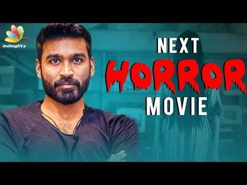 Dhanush to Produce New Horror Movie with Aishwarya ?