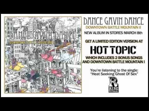 Dance Gavin Dance – Heat Seeking Ghost of Sex