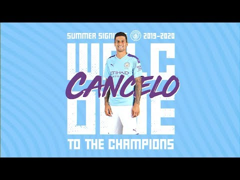Video: LIVE | Cancelo's First Man City Press Conference