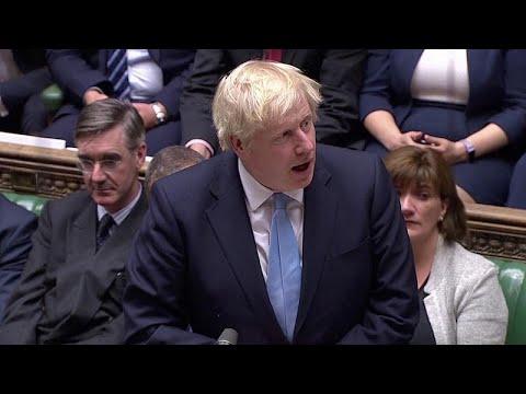 Großbritannien: Neue Niederlage für Johnson - Parlame ...