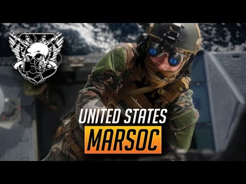 MARSOC | 2017 | \