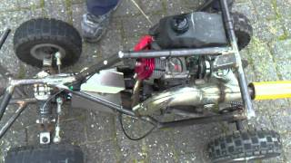 Big Scale Rc Buggy Build Field Test Nr 2 (reliability Test ?? Hehe)