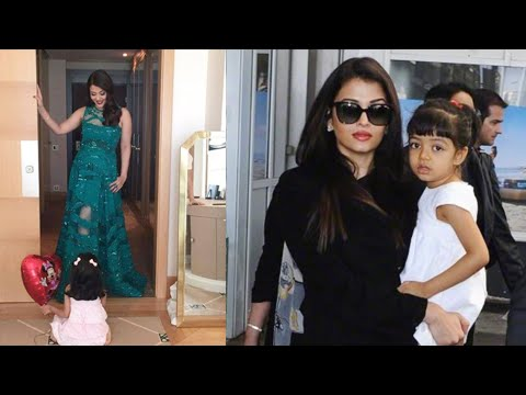 Aishwarya Spends Every Night With Aaradhya at Cann