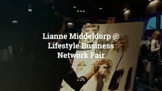 Lianne Middeldorp @ Lifestyle Business Network Fair