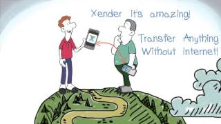 Video Youtube de Xender: File Transfer, Sharing