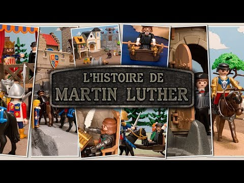 L'histoire de Martin Luther (animation Playmobil)