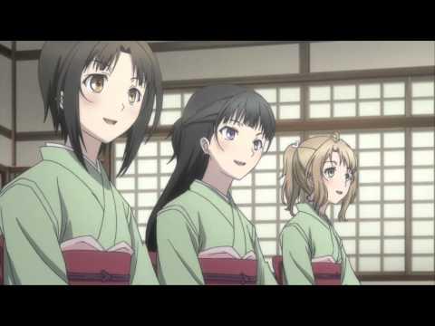 Mitsuwano, la Bande annonce de l'OAV