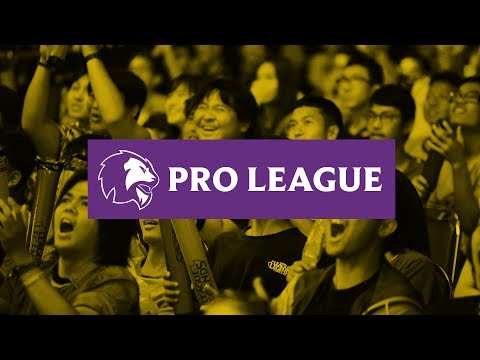 2017 Thailand Pro League Summer : Week 1 Day 2