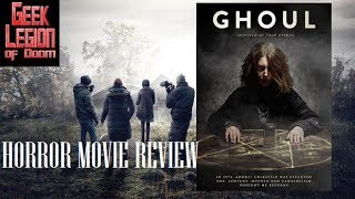 GHOUL ( 2015 Jennifer Armour ) Found Footage Horror Movie Review