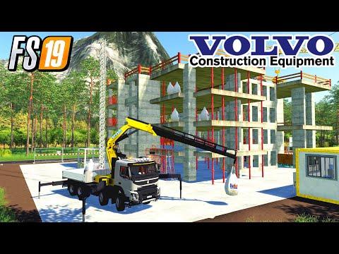 Volvo FMX Crane v0.1