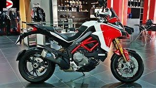7. Ducati Multistrada 1260 Pikes Peak Walkaround Review #Bikes@Dinos