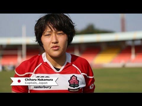 AWARSS | Japanese Captain, Chiharu Nakamura (видео)