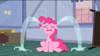 Los bebes Cakes hacen llorar a Pinkie