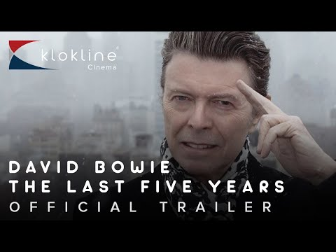 2017 David Bowie The Last Five Years Official Trailer 1 HD HBO