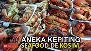 Video Seafood Gerobak De Kosim Pinggir Jalan Ciledug | Tangerang Street Food MP3, 3GP, MP4, WEBM, AVI, FLV Mei 2019