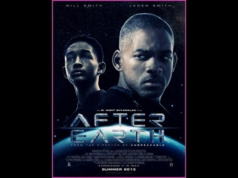 Trailer de After Earth (Después de la tierra)