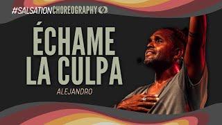 Video Luis Fonsi - Échame La Culpa - Salsation® choreography by Alejandro Angulo MP3, 3GP, MP4, WEBM, AVI, FLV Januari 2018