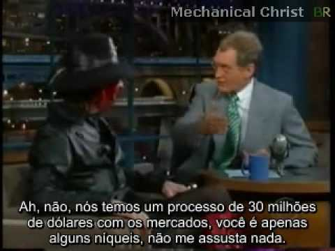 Letterman 1998, parte 1 (Legendado)