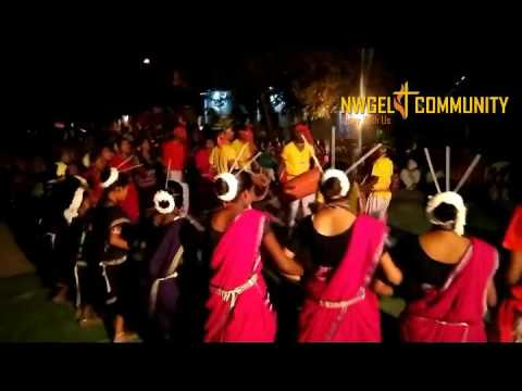 NWGEL CHURCH Korba Parish Shivir 2016   Cultural Dance 1