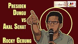 Video Presiden Dungu vs Akal Sehat, Rocky Gerung Pecah di Hadapan Alumni Jerman MP3, 3GP, MP4, WEBM, AVI, FLV Februari 2019