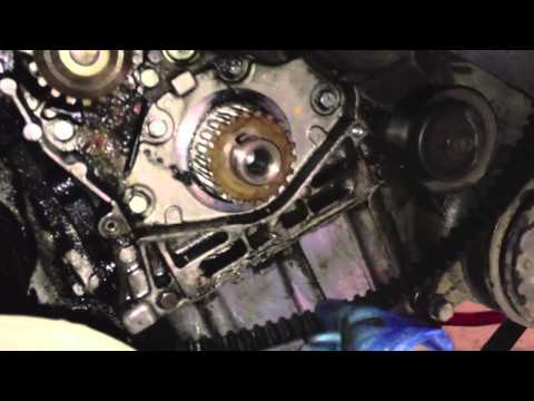 How To Change Timing Belt On Peugeot 307 Hdi With