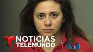 Hispana transmite en vivo su accidente y la muerte de su hermana | Noticiero | Noticias Telemundo