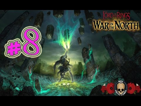 Gameplay The Lord of the Rings: War in the North -PT-BR- Parte 8 – As Colinas dos Túmulos