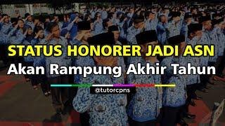 Video Kabar Menpan: Status Honorer K2 Jadi PNS PPPK Segera Rampung MP3, 3GP, MP4, WEBM, AVI, FLV April 2019