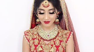 Video Traditional Asian Bridal Hair and Makeup MP3, 3GP, MP4, WEBM, AVI, FLV Juni 2018