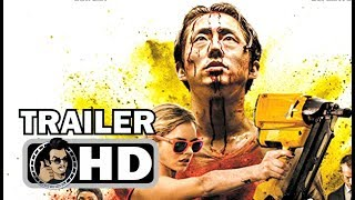 Nonton Mayhem Official Trailer  2017  Steven Yeun Action Horror Movie Hd Film Subtitle Indonesia Streaming Movie Download