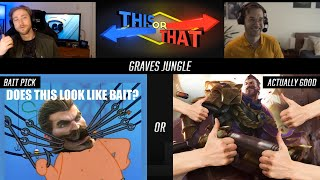 This or That | Breaking the Rules by League of Legends Esports