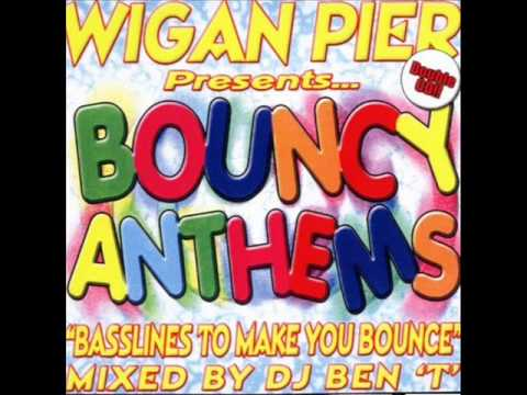 Wigan Pier Bounce Wigan Pier Bounce Anthems Disc