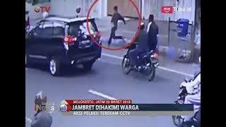 Video Aksi Dua Pelaku Jambret Babak Belur Dihajar Massa Terekam CCTV -  BIM 23/03 MP3, 3GP, MP4, WEBM, AVI, FLV Oktober 2018