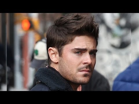 Zac Efron on Getting Punched in the Face by a Homeless Man
