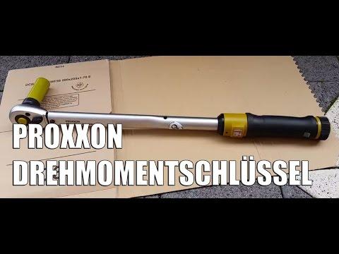 Proxxon Drehmomentschlüssel MC 200 und Steckschlüsselsatz für Radmuttern  metoo 83