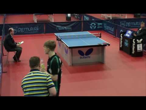 Junior Boys Singles Final - 2017 Cadet and Junior National Championships