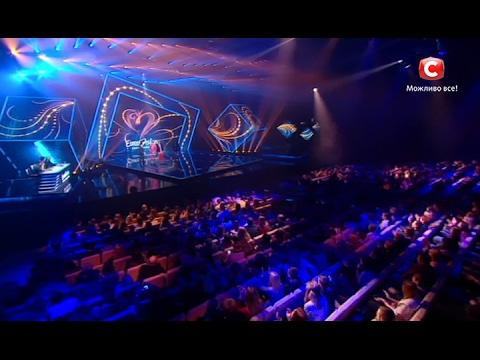 Первый полуфинал национального отбора на Евровидение 2017 от 04.02.2017